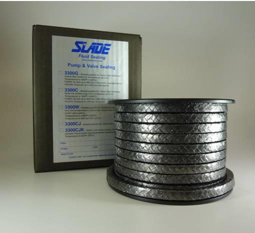 Valve Packing Leak Sealing : Slade usa high temperature sealing for pumps and valves